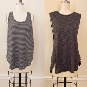 Bundle of 2 lululemon tanks